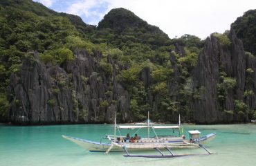 Private boat El Nido