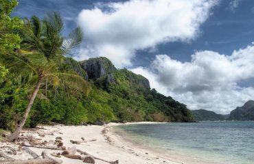 Nat Nat Beach, El Nido, Palawan