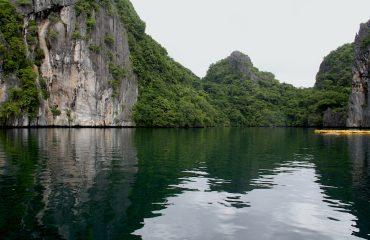 Miniloc's Big Lagoon, El Nido, Palawan