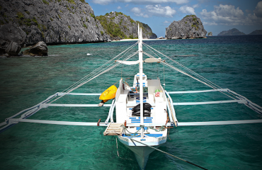 Private Boat tour, Matinloc Island, El Nido
