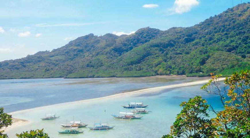 Snake Island El Nido Travel Palawan