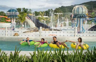 Water Park - Astoria Palawan Resort