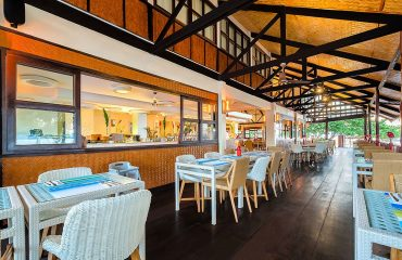 Restaurant - Club Paradise Palawan, Coron