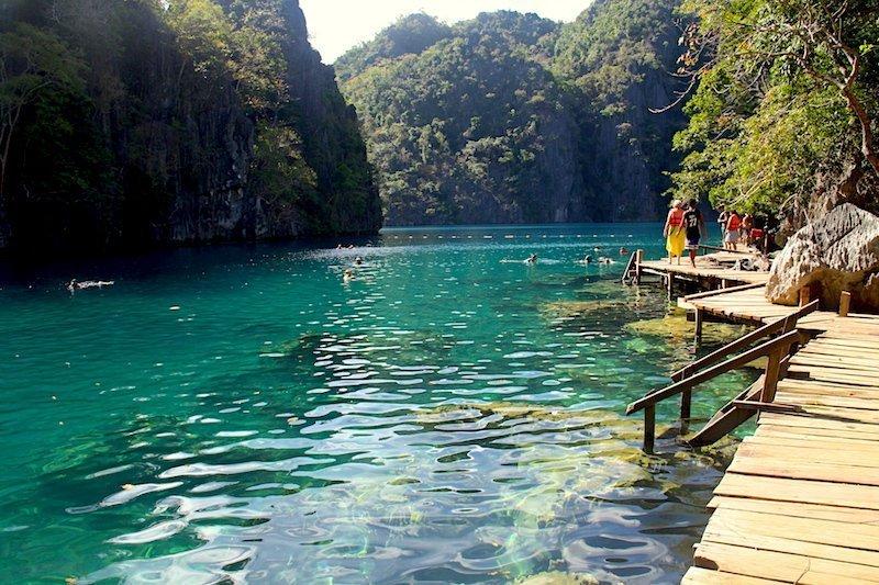 Coron Tour A Coron Island Online Booking Travel Palawan