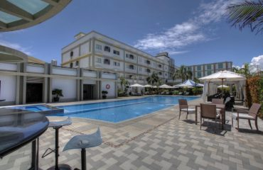 Swimming pool - Centro Hotel, Puerto Princesa