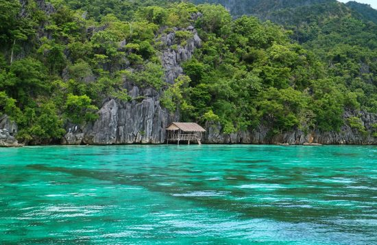 A day trip to Coron Island