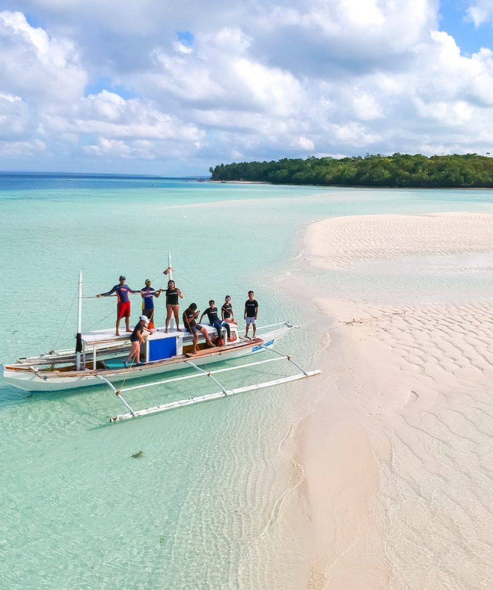 Island Hopping, Balabac, Palawan