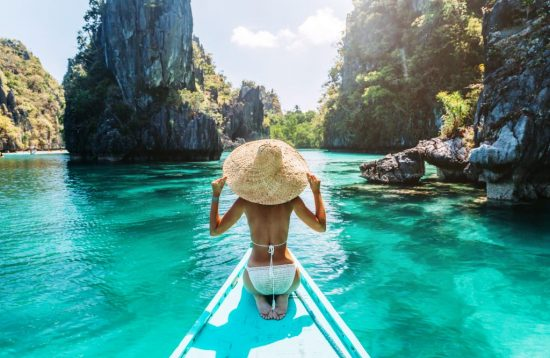 Day trip to El Nido's Big Lagoon with private boat