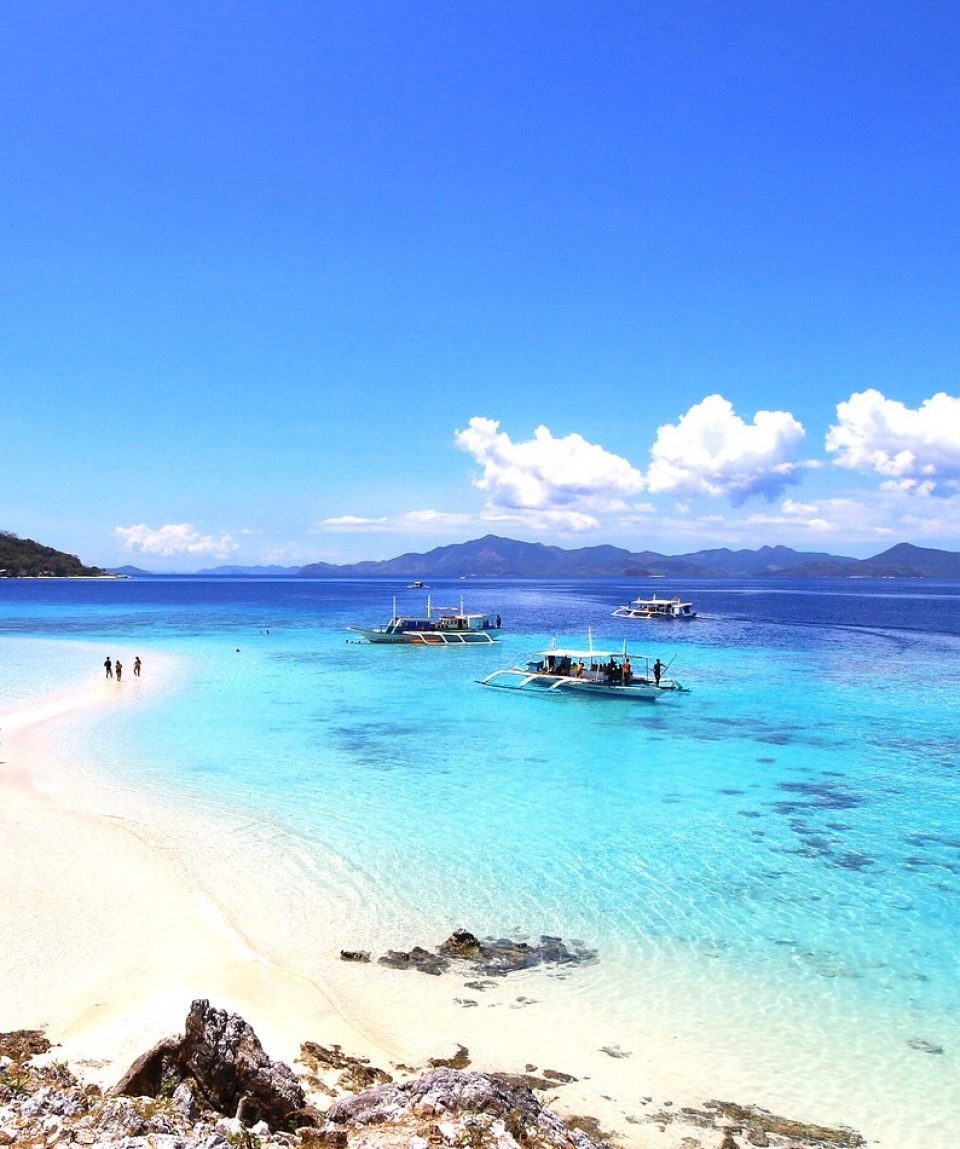 Coron Island Hopping With Private Boat