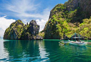 Day trip El Nido Tour A with Big Lagoon, Palawan