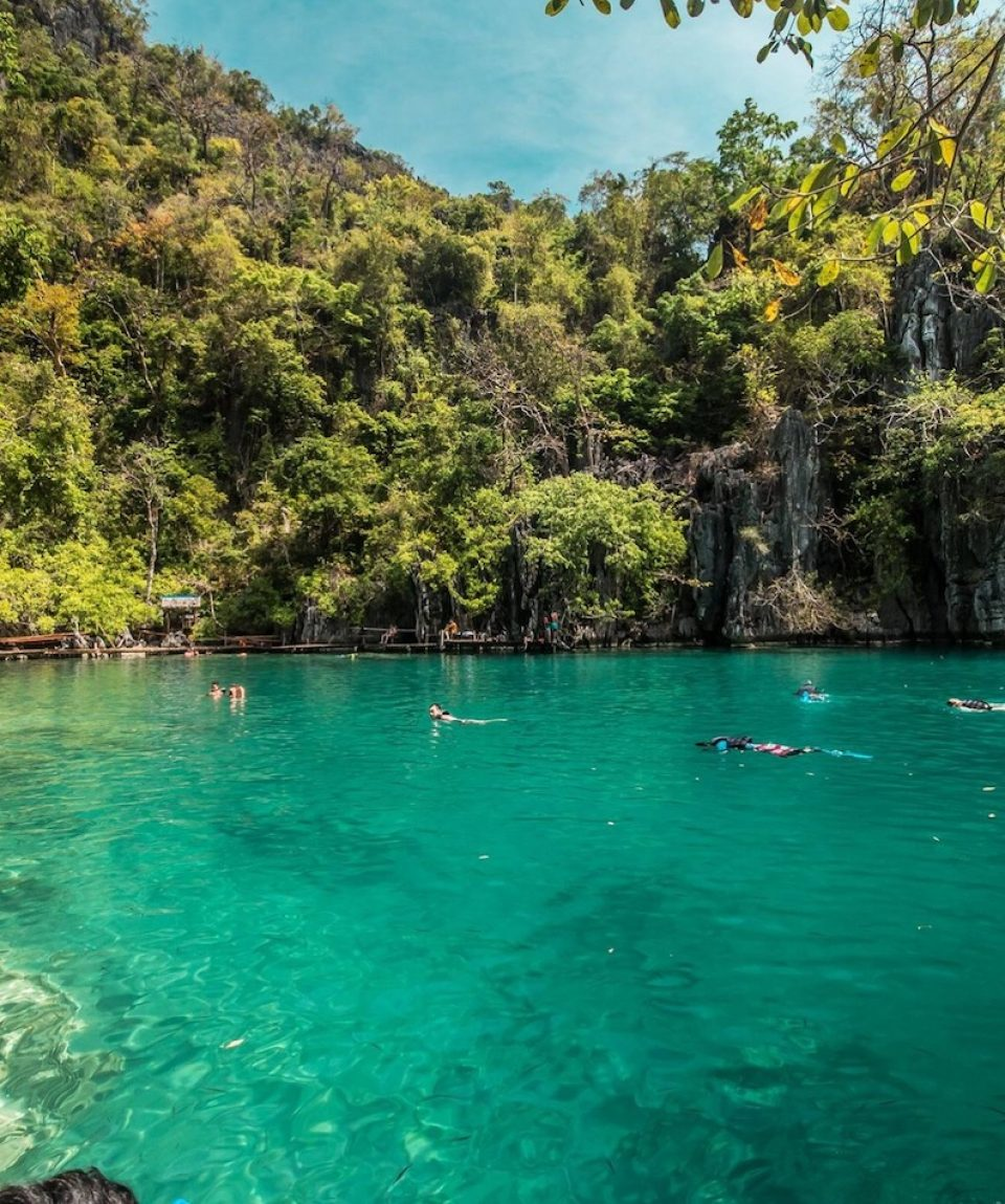 Coron Tour With Private Boat