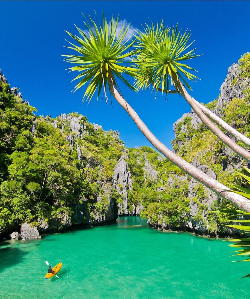 El Nido Tour D with private boat, Palawan