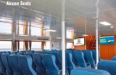 Jomalia-ferry-aircon-seats-coron-el-nido