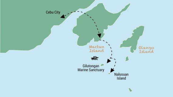 Mactan Island Hopping